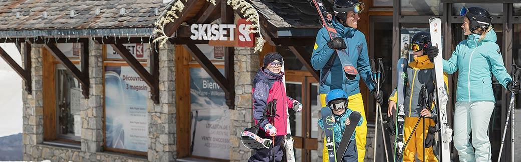 Skiset Alpages du Chantel