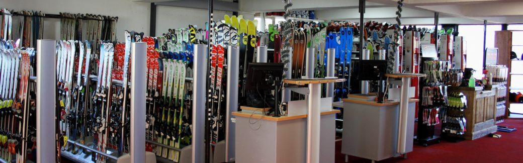 Skiset Pierre Blanche