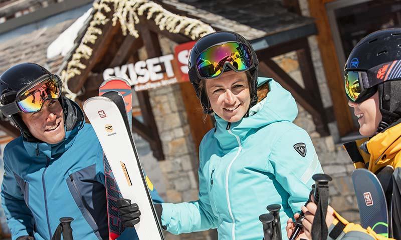 Skiset Action Sport (Villaret)