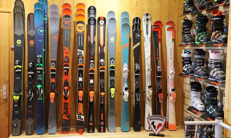 Skiset Aiguille Rouge
