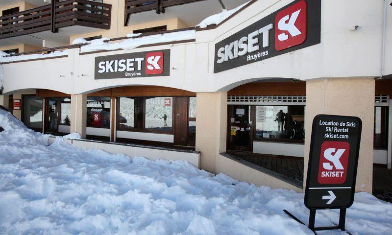 Skiset - Bruyères Les Carlines