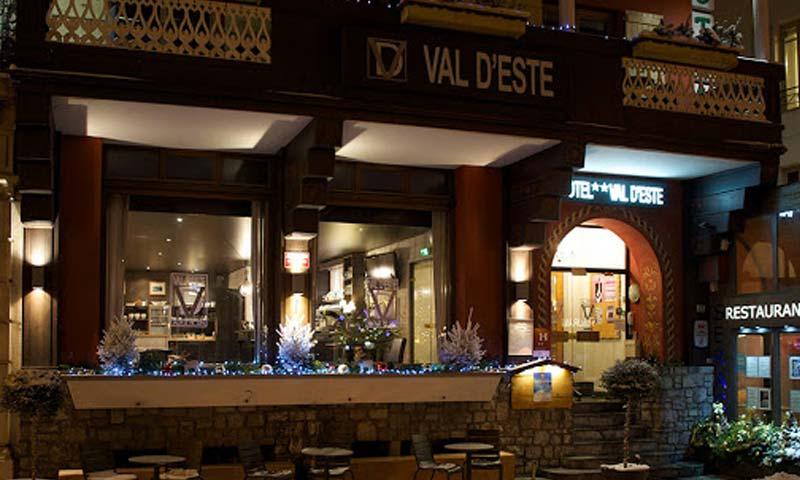 L'hôtel le Val d'Este