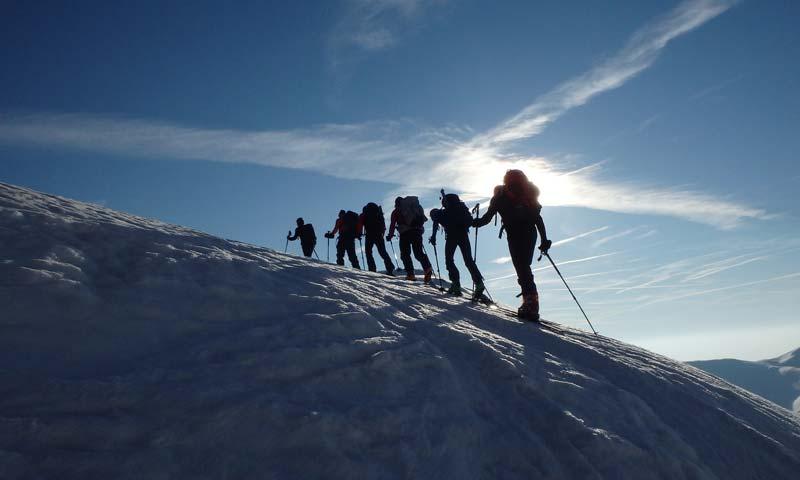 La Compagnie des guides de haute montagne de Saint-Gervais