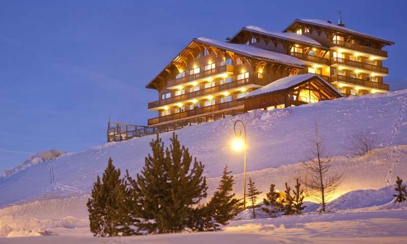 Hôtel Ours Blanc