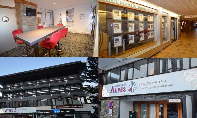 Agence des Alpes