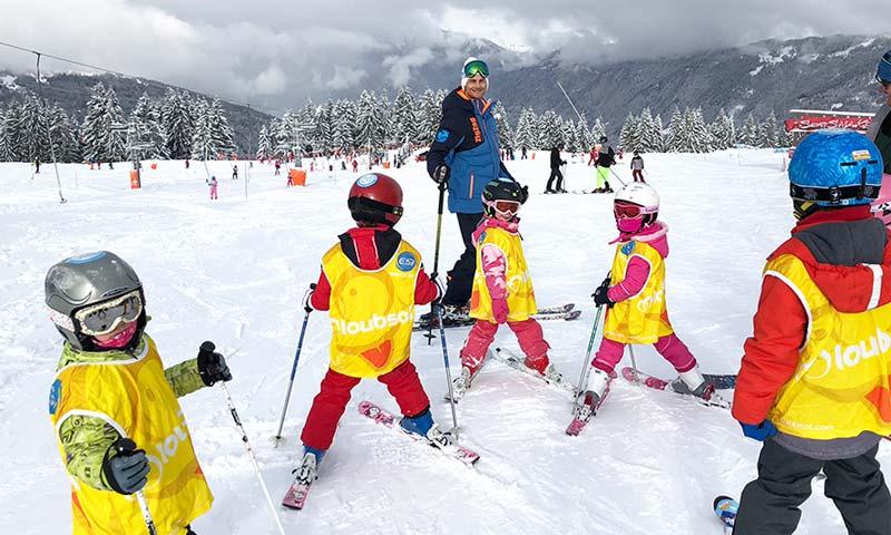 École de ski ZigZag